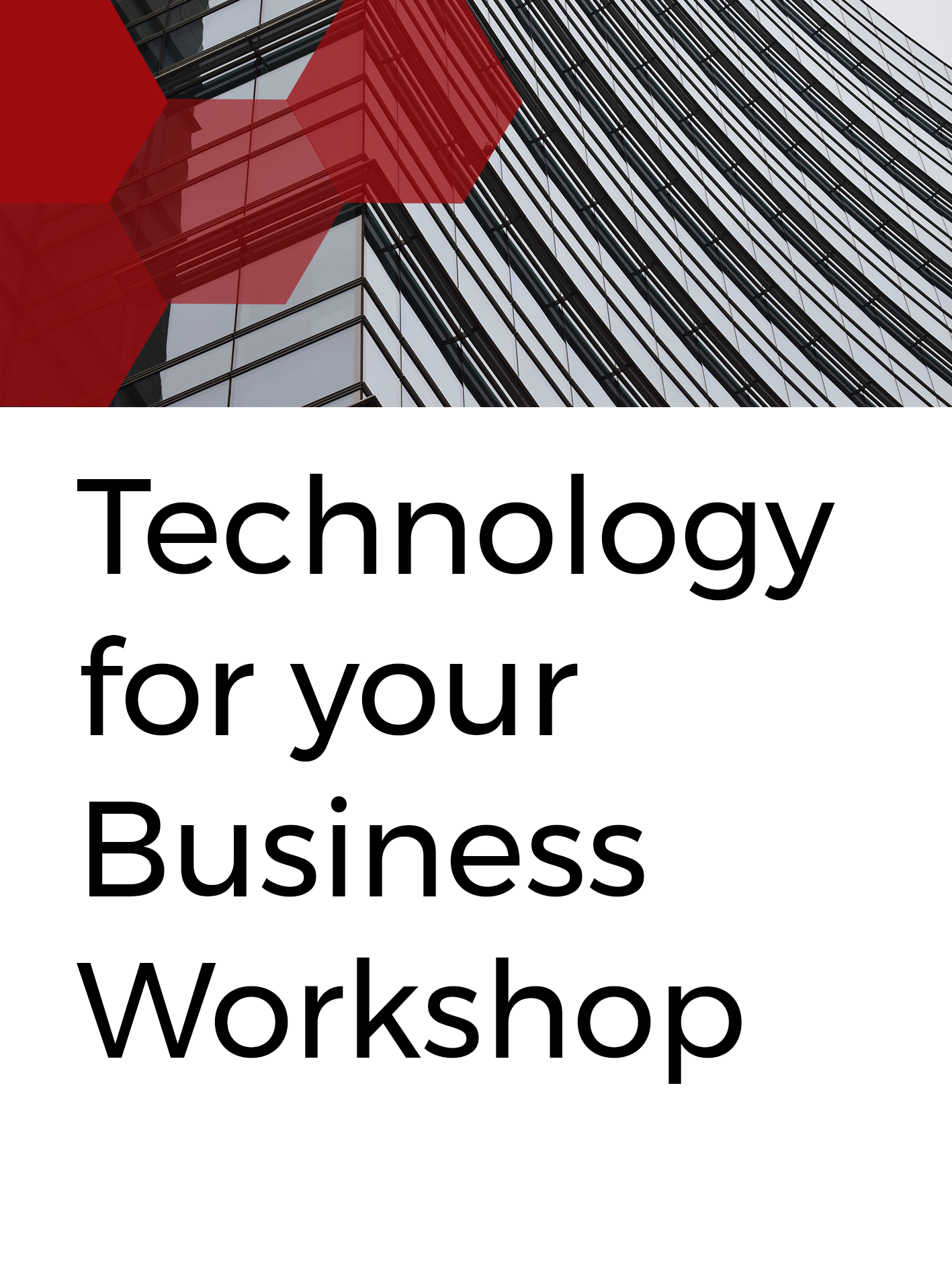 Technology for your business workshop