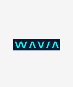 Wavia honeycomb logo
